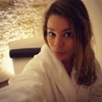 Got my spa on messyhairdontcare blogger weekendvibes