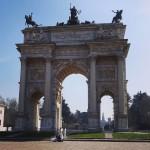 Tourist day in Milan sightseeing citybreak culture milan