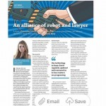 I had an article published in Solicitors Journal today Greathellip