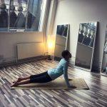 The best start to my week healthybodyhealthymind yoga mondaymotivation